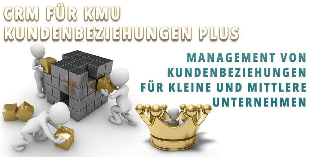 CRM für KMU Kundenbeziehungsmanagement