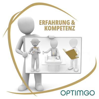 OPTIMGO Erfahrung und Kompetenz
