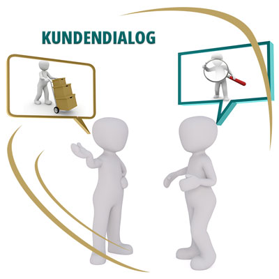 Kundendialog optimieren und die Kundenzufriedenheit erhöhen