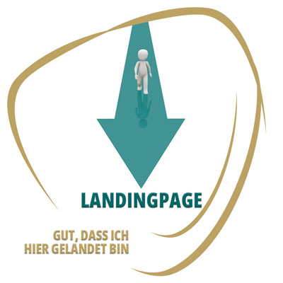 Landingpages die Zielseiten für Ihre Besucher