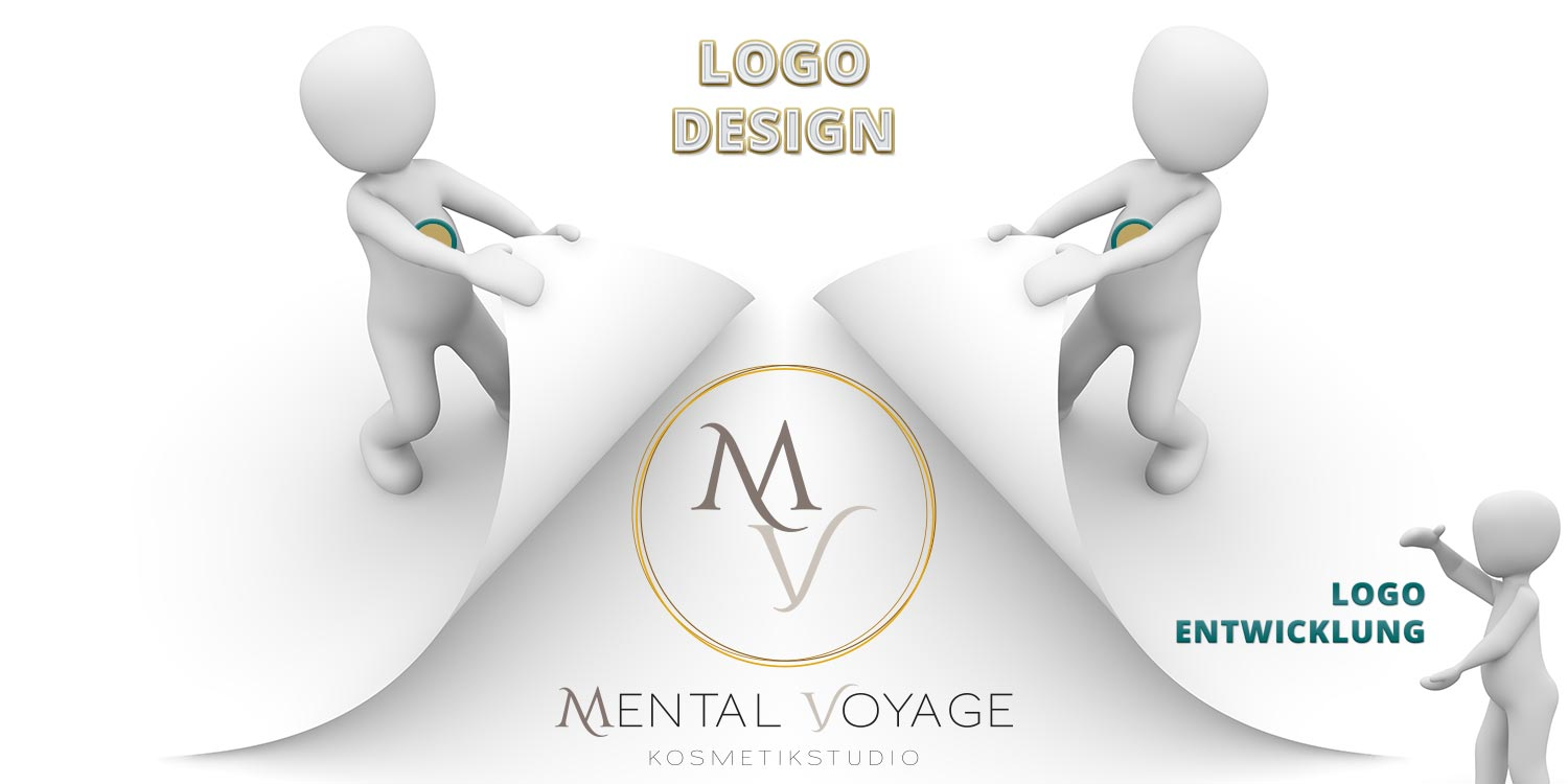 Mental Voyage Corporate Design