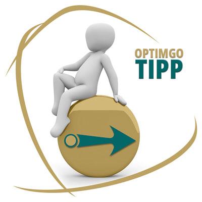Tipp und Empfehlung von OPTIMGO