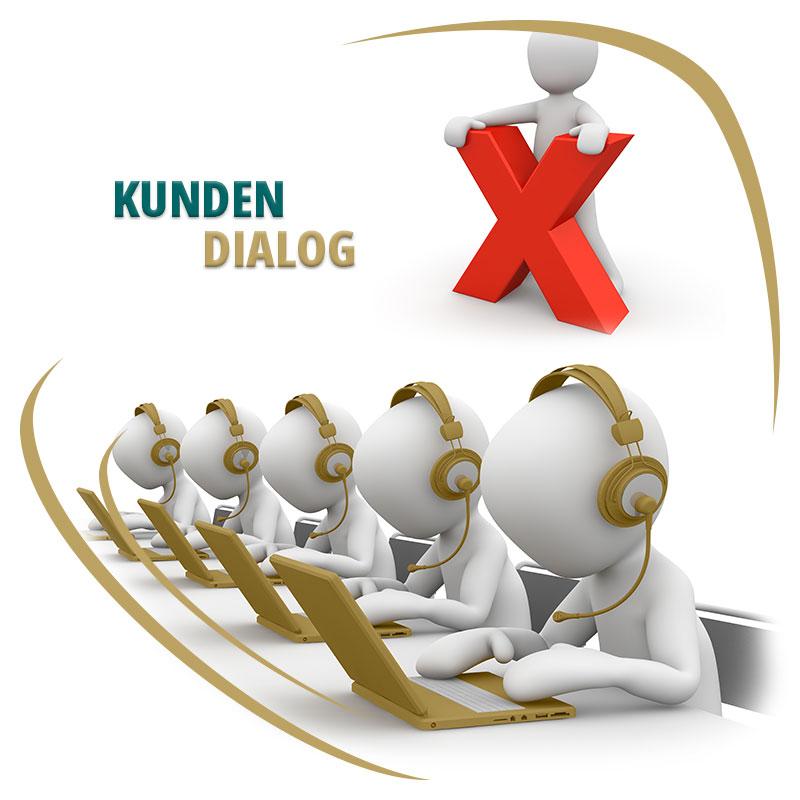 Persönlicher Kundendialog