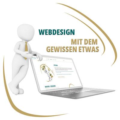 Webdesign mit dem gewissen Etwas