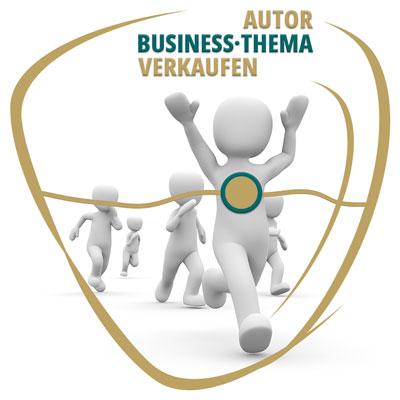Autor Business-Thema Verkaufen