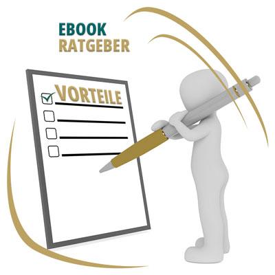 E-Book Ratgeber Vorteile
