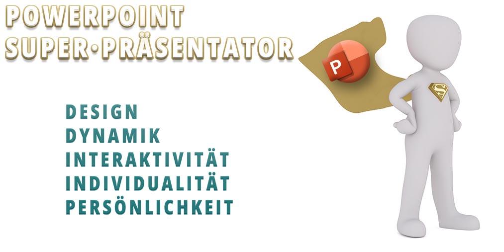 PowerPoint Super-Präsentator