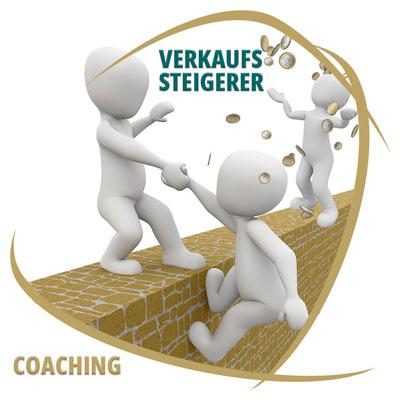 Verkaufssteigerer Coaching Verkaufstraining