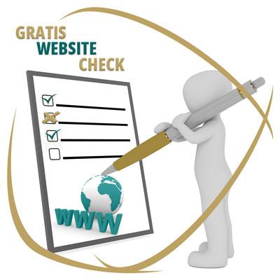 Gratis Website Check
