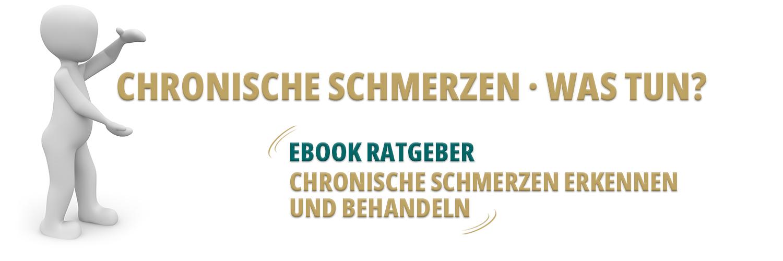 Chronische Schmerzen - Was tun? eBook-Ratgeber