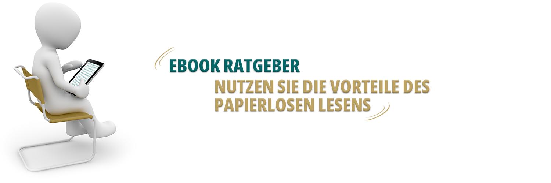 Vorteile von eBook-Ratgebern
