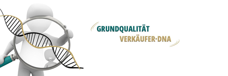 Guido Finkes Vita Grundqualität Verkäufer DNA