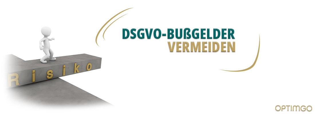 Risiko DSGVO Abmahnung vermeiden