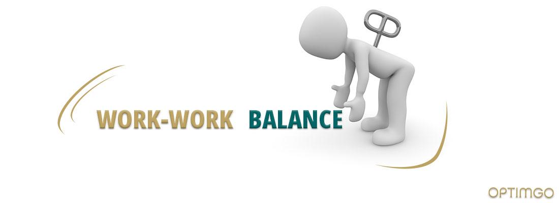 Work-Work Balance vermeiden